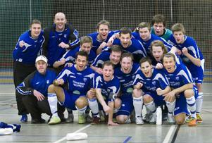 favoriten Rengsjö SK höll för trycket och vann futsal-KM i stor stil.