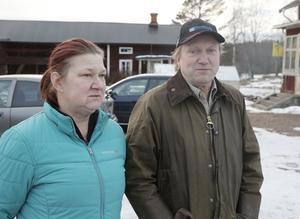 För Lisbeth Backans och Jan Tholerus är sopbilens återkommande besök på gården förpassad till historien.