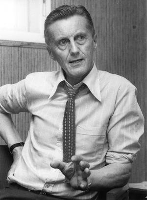 Företagsledaren Martin Östberg. Bilden är tagen i maj 1979.