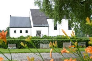 Ånge kyrkogård tillhör Borgsjö Haverö kyrkliga samfällighet. I samfälligheten ingår ytterligare tre kyrkor som ligger i Alby, Haverö och Borgsjö.