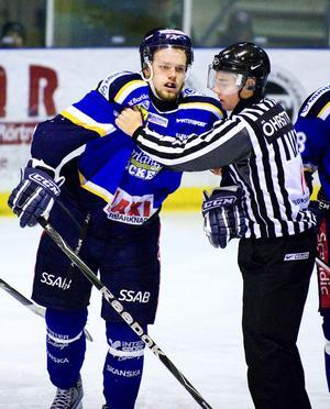 Viktor Mårtensson tänker ställa upp för