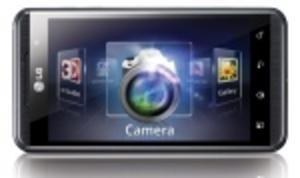 LG Optimus ska omvandla 2D till 3D