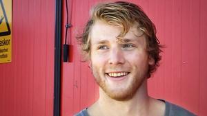 Jonathan Carlsson, back.I fjol: Skulle stärka SSK:s defensiv men det blev inget större lyft.Nu: Flyttade som Bengtsberg till ECHL-bottenlaget Evansville. Men har även spelat fem matcher med AHL-klubben Rockford.