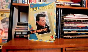 Sångaren Gene Vincent med sin hit Be-bop-a-lula är Gösta Janssons störste 1950-talsidol.