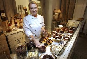 Anna-Sofia Wallström på Gefle Chocolaterie kan snart börja använda kakaobönor från sin plantage i Dominikanska republiken.