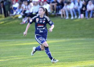 Tiffany Weimer lämnar Kvarnsvedens IK, efter endast en höst i den blåa tröjan.