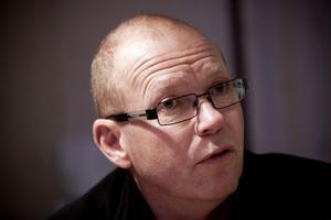 Mikael Fröberg, är ordförande i Härnösands Reumatikerförening sedan ett år tillbaka.