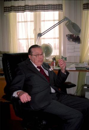 Sune Hjorth blev 90 år gammal.