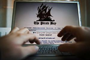 The Pirate Bay kan kryptera fildelningen. Det är enkelt och gratis att gömma sitt IP-nummer. Foto: Marc Femenia / SCANPIX