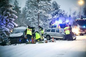 Västernorrland är mest olycksdrabbat i landet under jul- och nyårshelgerna, enligt ny statistik från Motormännen.