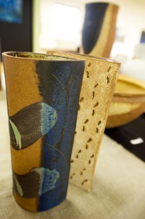 Keramik av Karen Mc Keogh.