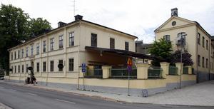 Berggrenska från Norra Strandgatan.