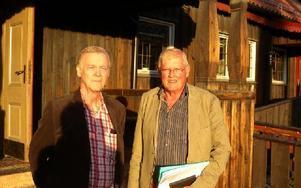 Jan-Erik Wikman (S) och Anders Åkerlund (C) – de representerar de största partierna efter kyrkovalet i söndags. Foto: Per Malmberg