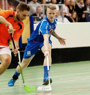 Jesper Lundgren tillbringar nästa säsong i allsvenska nykomlingen Hudik/Björkberg.