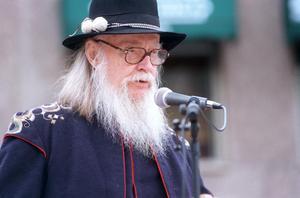 Den välkände entreprenören och faluföretagaren Rolf Rågsveden avled år 2006.