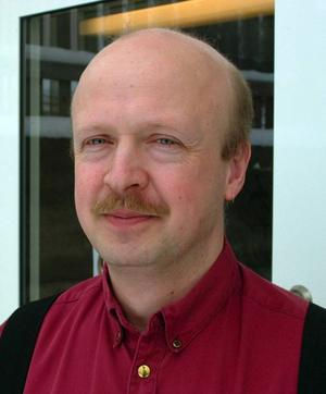 Kent Andersson, årets företagare 2009 i Ragunda kommun.Foto: Ingvar Ericsson