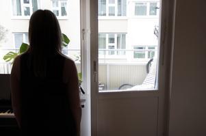 Josefine blev våldtagen på ett hotell i Gävle.