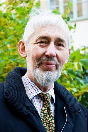 Lars Rumar har under flera år jobbat med att ta fram och sammanställa material till sin bok