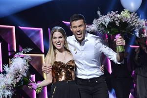 Ace Wilder och Robin Bengtsson är klara för final i Melodifestivalen.