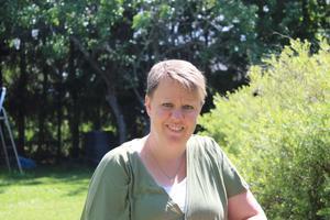 Linda Öberg.