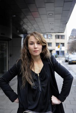 """Noomi Rapace slår inte av på takten. Nästa år spelar hon mot Michael Fassbender i Ridley Scotts film """"Prometheus""""."""
