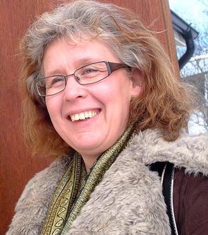 Ordföranden Veronica Eklund toppar moderatlistan inför höstens kommunval i Bräcke.
