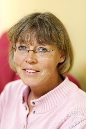 Anna Sandin, barnallergolog och barnläkare, Frösö hälsocentral.