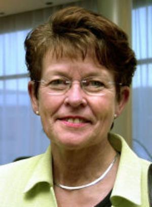 Birgitta Sellén (c) har fått dödshot via e-post, gällande både henne och hennes familj.