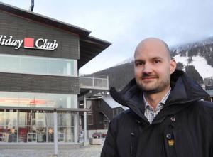 Holiday Clubs VD Ingemar Jonsson var mest lättad över att ingen person blev skadad.