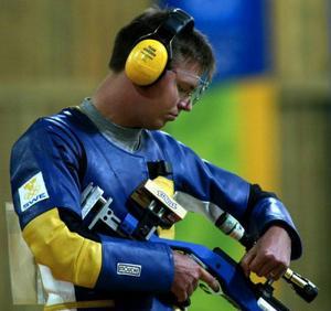 Emil Andersson, bosatt i Strömsund, fick äntligen till en riktig fullträff i ett stort mästerskap när han på onsdagen vann VM i viltmål vid tävlingarna i Tjeckien.  Foto: skanpix