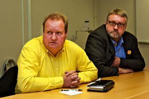 Jan Wiklund (M) och Bo Brännström (FP) är tidigt ute med att räkna hem inkomstförstärkningar för landstinget, anser ledarredaktionens Jens Runnberg.
