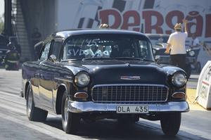 Örjan Mohlin började köra dragracing när sporten var ung i Sverige, och han kör fortfarande.
