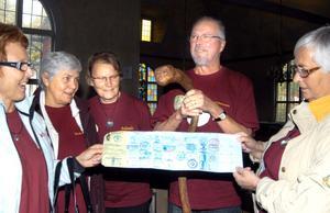 Första resan. Kari Paavonen var reseledare även under resan till Spanien och Santiago de Compostela. Nu planerar församlingen sin fjärde pilgrimsfärd.