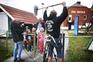 Lundqvist Dokumentar Filmad I Are