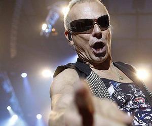 Rudolf Schenker, Scorpions. Foto: AP