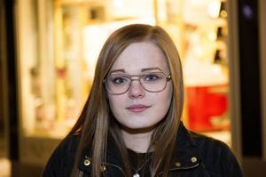 Nathalie Wiberg, Domsjö:– I helgen ska jag spela fotboll med ÅFF och träna med mitt lag.
