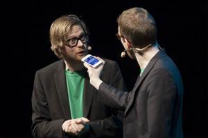 Anders och Måns bjöd på en show med en befriande brist på ställningstaganden.