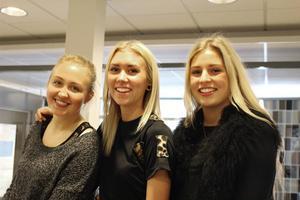 Covercord UF drivs av Cecilia Sjöström, Erica Lindqvist och Denice Andersson.