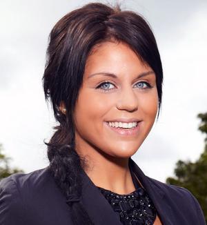 Ellinor Friberg, numera ex-flickvän, till Robin Viklund.