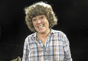 Regissör Elisabeth Frick.