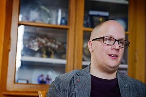 Kenneth Nilsson (S), ordförande för kommunstyrelsen i Örebro.