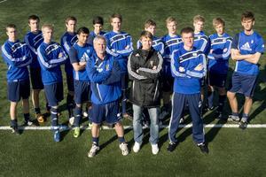 Bollnäs unga lag är favorittippade tillsammans med Trönö.