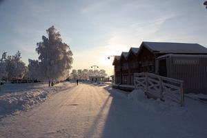 Vinterstaden. Foto: Jennifer Olofsson