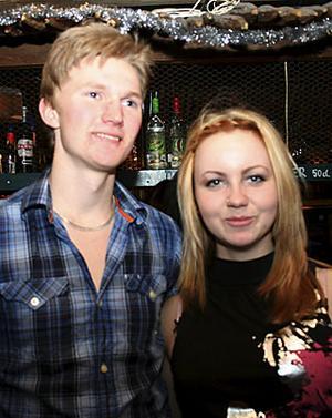 Konrad. Ronny och Anna