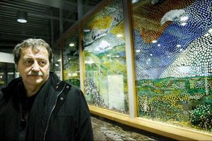 Jens Nilsson, Socialdemokraternas distriktsordförande i Jämtlands län, hade inte trott att Mona Sahlin skulle avgå.