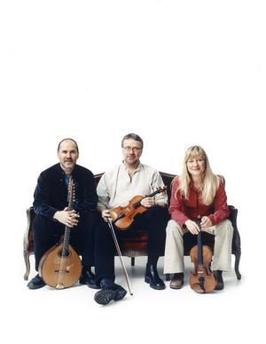 Frifot – en samspelt trio som det brukar slå gnistor om.