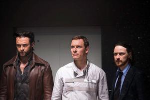 Magneto (Michael Fassbender) och Charles Xavier (James McAvoy) tvingas samarbeta i den nya superhjätefilmen