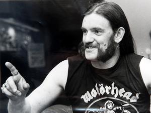 Sångaren Lemmy Kilmister dog på måndagen i cancer.