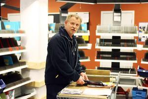 Trivs man på jobbet så kan det gå som för Egon Granlund. Han har jobbat hos Posten sedan år 1966.