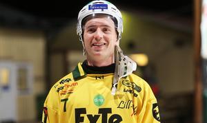 Olle Sundin gjorde två mål och var en nöjd lagkapten efter Ljusdals fina start i den allsvenska hemmapremiären.